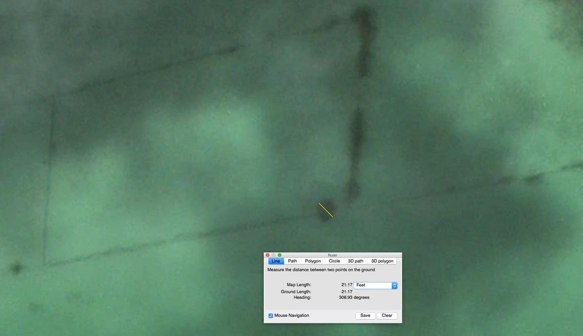 Underwater Anomalies Yucatan